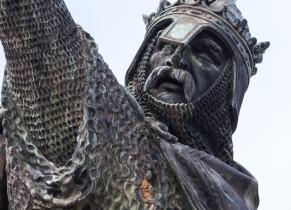 Statue de Guillaume le Conquérant à Falaise