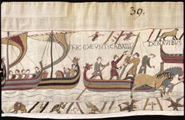 Scène 39 de la Tapisserie de Bayeux