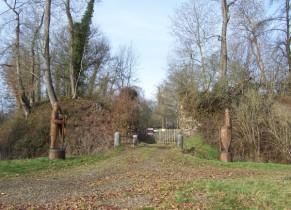 Entrée du Château Ganne