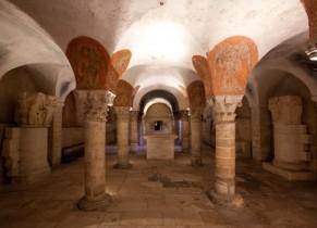 Crypte de la Cathédrale Notre Dame